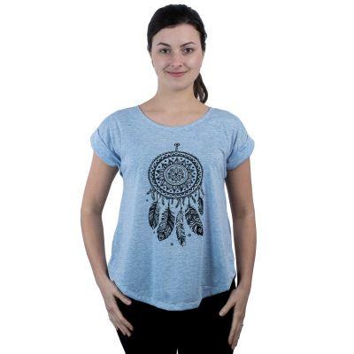 T-Shirt Darika Dream Web Bluish