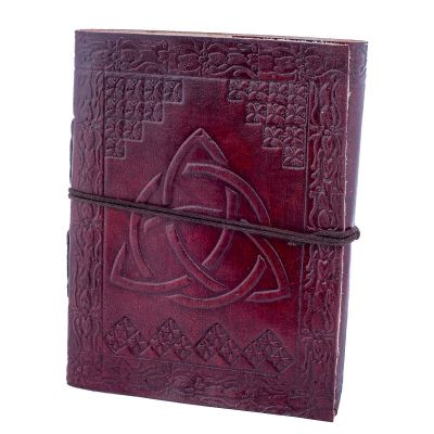 Notizbuch Triquetra