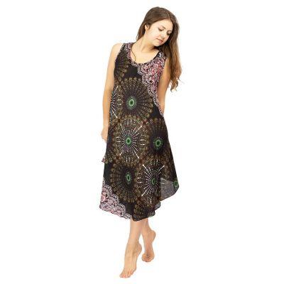 Kleid Yami Batuan - ärmellos