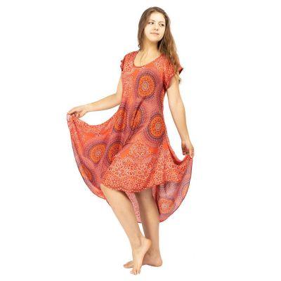 Kleid Yami Darah - kurze Ärmel