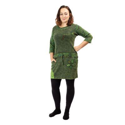 Kleid Dori Hijau