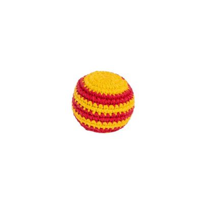 Hacky Sack – Rot-gelb