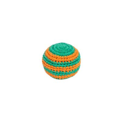 Hacky Sack – Orange-grün