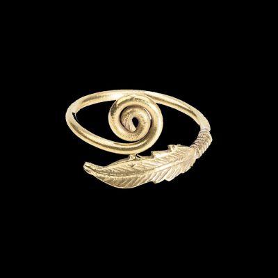 Ring Oriana Brass