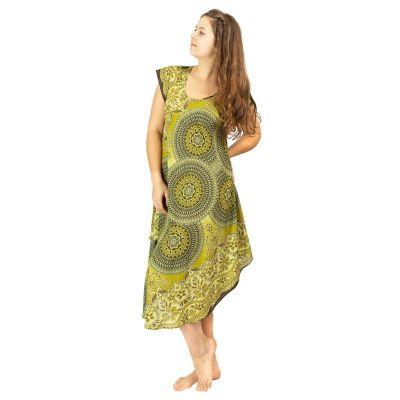 Kleid Yami Jimin - kurze Ärmel