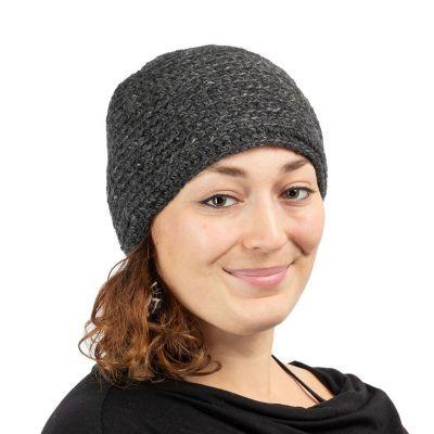 Mütze Arna Dark Grey