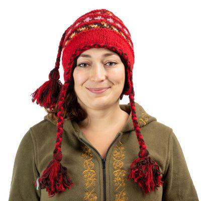 Mütze Manaslu Red