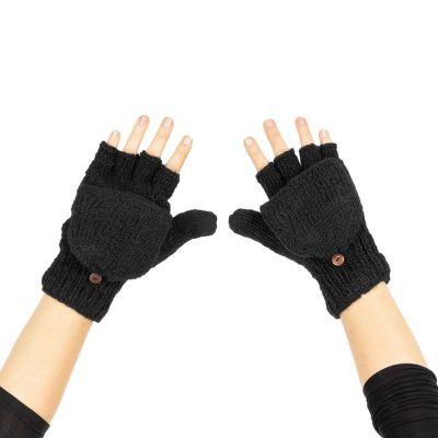 Handschuhe Butwal Black