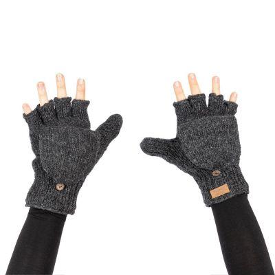 Handschuhe Butwal Dark Grey
