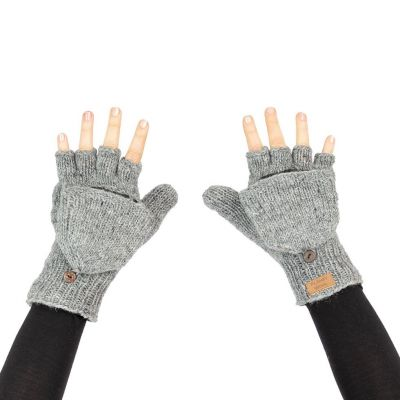 Handschuhe Butwal Medium Grey