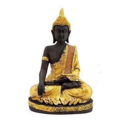Figur Goldener Buddha