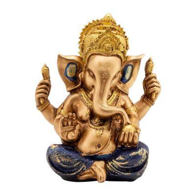 Figur Goldener Ganesh