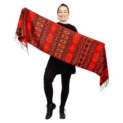 Schal Manju Merah