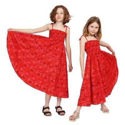 Kinderkleid Mawar Red Sea | 3-4 Jahren, 4-6 Jahren, 8-10 Jahren, 10-12 Jahren, 12-14 Jahren