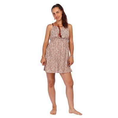 Kleid Kannika Rutna