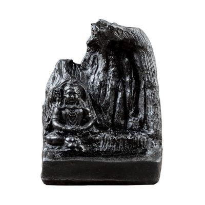 Räucherkegel Halter Shiva