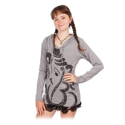 Damen Kapuzen-T-Shirt Sure Elephant Grey   S, M, L, XL
