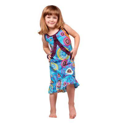 Kinderkleid Choli Lagoon