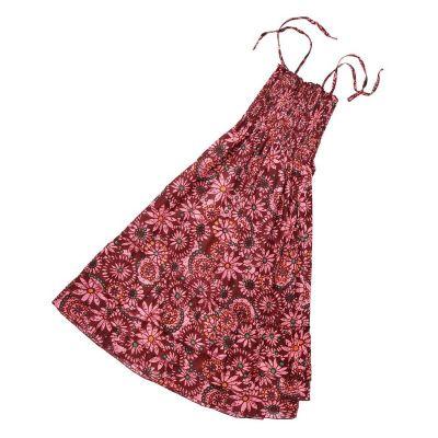 Kinderkleid Mawar Lila