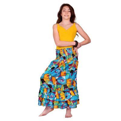 Kinderkleid Mawar Maze