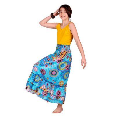 Kinderkleid Mawar Turquoise