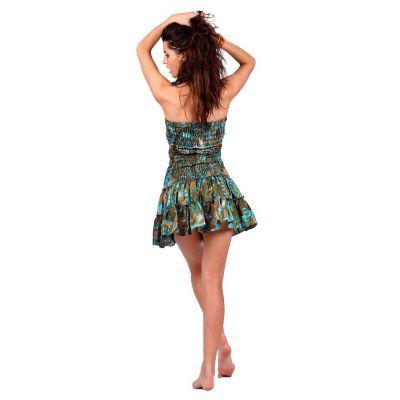 Kleid Patti Gold