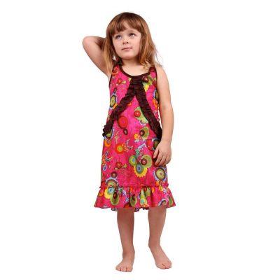 Kleid Choli Lila