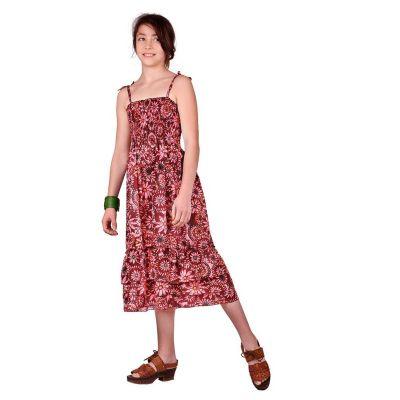 Kleid Mawar Lila