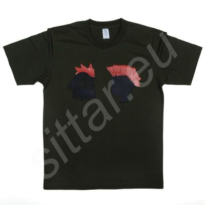 T-shirt Punk Heads