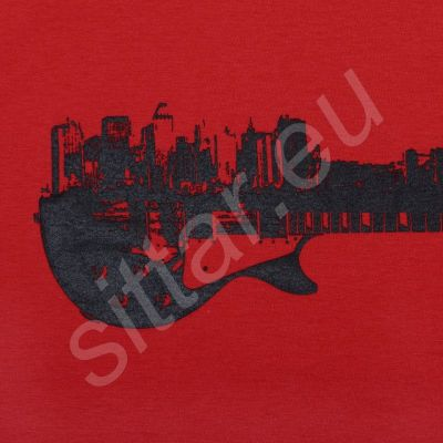 T-shirt Guitar City