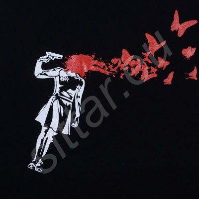 T-shirt Butterfly Release