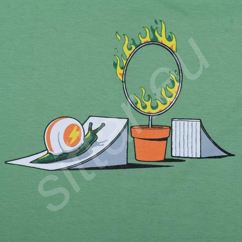 T-shirt Snail Show