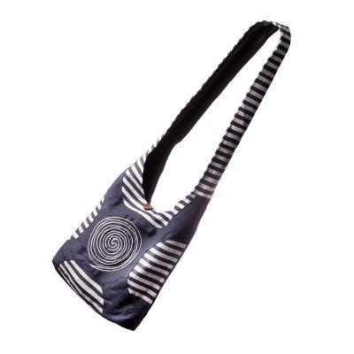 Tasche Black Spiral