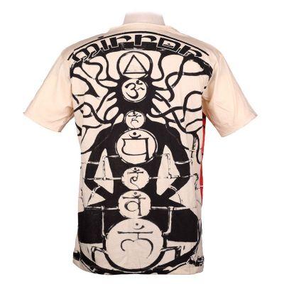 Mirror T-shirt Meditation
