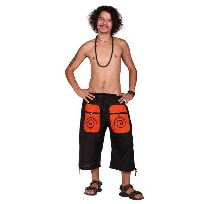 Shorts Jelebi Hitam