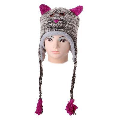 Mütze Tabby Cat