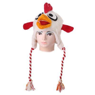 Mütze Angry Bird - white