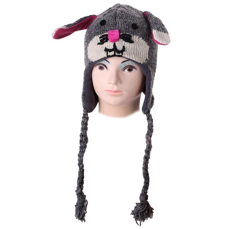 Wollmütze Rabbit