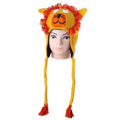 Mütze Yellow lion