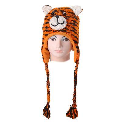 Mütze Tiger