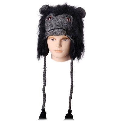 Mütze Gorilla