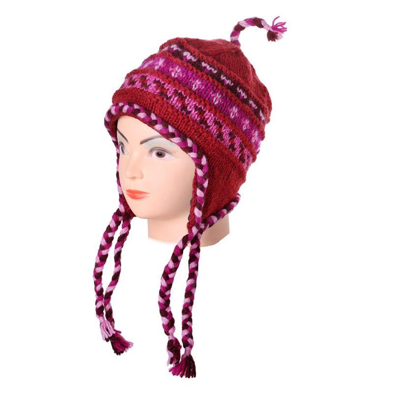 Wollmütze Annapurna Roja