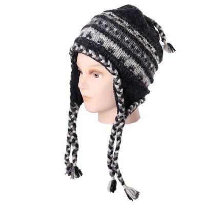 Mütze Annapurna Black