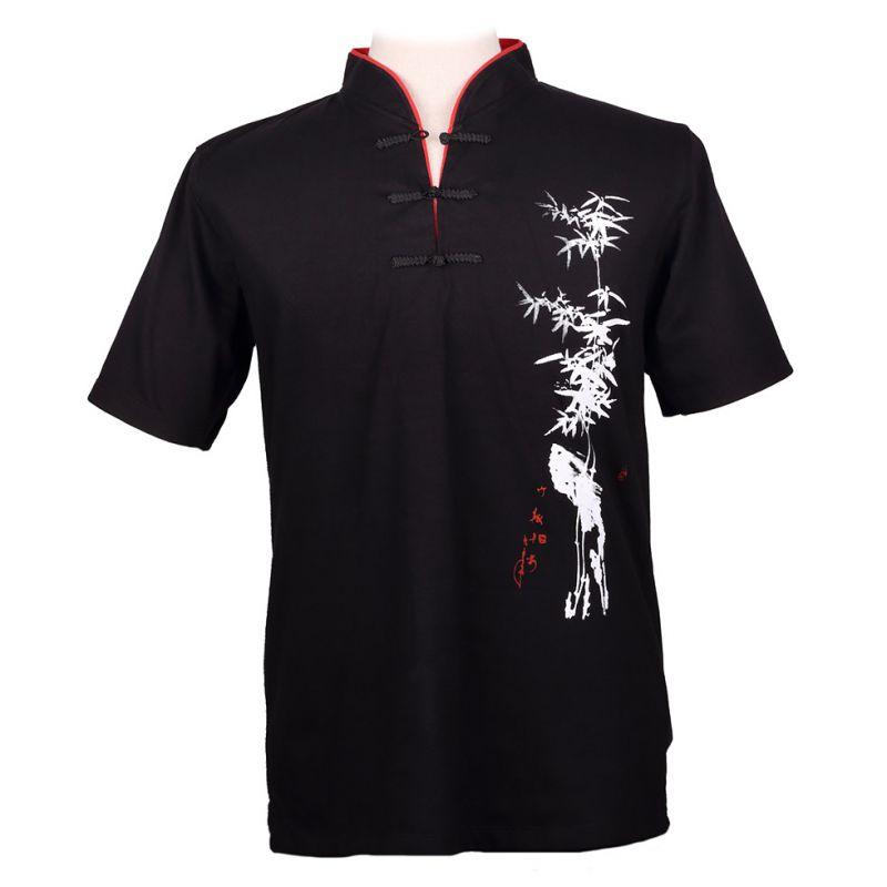 Orientalisches T-Shirt Emperor Bamboo
