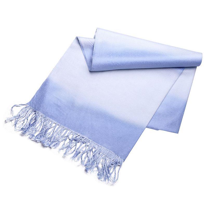 Pashmina Schal Pelangi Light Blue