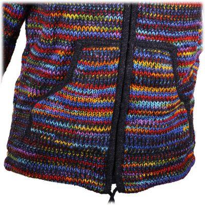 Wollpullover Rainbow Shine Nepal