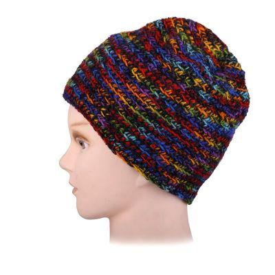 Wollmütze Arna Rainbow