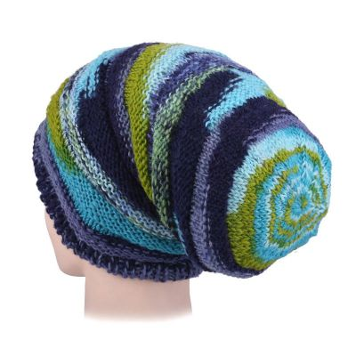 WollMütze Ulat Turquoise