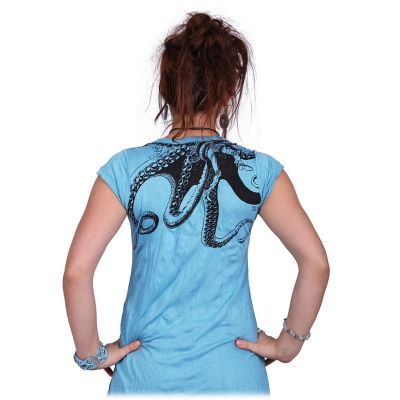 Kleid (Tunika) Sure Octopus Blue