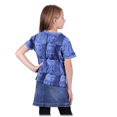 Kinder T-shirt Sure Buddha Blue